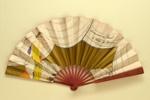 Souvenir fan for Bal des Petits lits Blancs; Polack, Robert, Ganné, J; 1925; LDFAN2007.10.HA