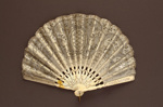 Fontange Fan; LDFAN1994.208