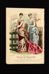 Fashion Plate; 1883; LDFAN1990.71