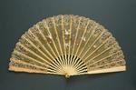 Folding Fan; c. 1890; LDFAN2010.116