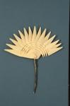Fixed Fan; Early 20th Century; LDFAN1992.47