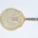 Fixed Fan; c. 1900; LDFAN2018.53