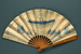 Advertising fan for Red Star Line; Eventails Chambrelent, Cassiers, Henri; c. 1900; LDFAN2003.408.HA