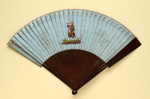 Brisé Fan and Box; c. 1780; LDFAN2010.1