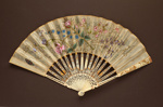 Folding Fan; c. 1760-70; LDFAN1994.79