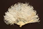 Feather Fan; LDFAN1995.49