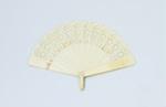 Folding Fan, Brisé; c. 1920; LDFAN2018.56