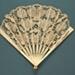Fontange Fan; c. 1910; LDFAN2008.40