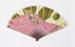 Folding fan advertising Parfums de Rosine for Poiret; c. 1911; LDFAN2015.4