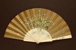 Folding Fan; c. 1860; LDFAN1992.13