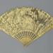 Folding fan advertising the Carlton Hotel Gendrot, c. 1900; LDFAN2014.98