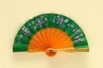 Folding Fan; c. 1920; LDFAN1994.204