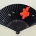 Folding fan advertising Tasman Empire Airways (TEAL) ; c. 1960; LDFAN2005.38 A&B
