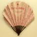 Advertising fan for Moet & Chandon champagne; Max-Cremnitz; c. 1925-30; LDFAN2011.31