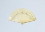 Folding Fan, Brisé; c. 1925; LDFAN2018.55