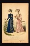 Fashion Plate; Bonnard, Desgrange, J.; 1891; LDFAN1990.55