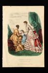 Fashion Plate; 1868; LDFAN1990.86