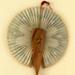 Cockade Fan; c. 1870-80; LDFAN2003.186.Y