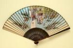 Folding Fan; c. 1910; LDFAN2003.233.Y