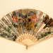 Advertising fan for Lyon exhibition ; Duvelleroy; 1914; LDFAN2011.45