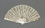 Folding fan  ; c. 1895; LDFAN1999.43
