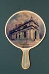 Advertising fan for Greenwich Savings Bank, New York; LDFAN1989.5