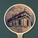 Advertising fan for Greenwich Savings Bank, New York; LDFAN1989.5