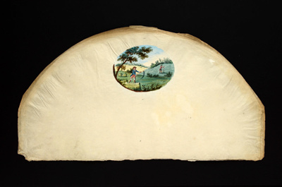 Fan Leaf; c.1780; LDFAN2010.36