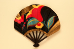 Advertising fan for Pierrot Gourmand; Eventails Chambrelent; c.1920s; LDFAN2013.24.HA