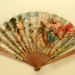 Advertising Fan for Benedictine Liqueur; Leloir, Maurice; c. 1900; LDFAN2003.427.HA