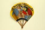 Advertising fan for La Petite Gironde; c.1920; LDFAN2010.4
