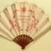 Advertising fan for French Bazaar; c.1931; LDFAN2003.361.Y