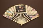 Folding Fan; c. 1770; LDFAN1994.150