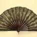 Folding Fan; c. 1900; LDFAN2006.51