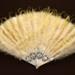 Feather Fan; 1920s; LDFAN2003.213.Y