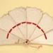 Brisé Fan; 1912; LDFAN2003.30.Y