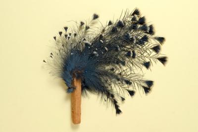 Feather Fan; 1930s; LDFAN1992.35