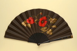Folding Fan; c. 1880; LDFAN1995.30