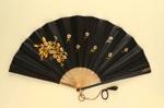 Folding Fan; c. 1880; LDFAN1994.211