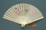Folding Fan; c. 1960; LDFAN2003.276.Y