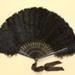 Feather Fan; 1920s; LDFAN2003.330.Y