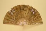 Folding Fan; c. 1900; LDFAN2011.95