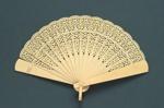 Brisé Fan; c.1920; LDFAN1989.48