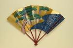 Folding Fan; LDFAN2011.125