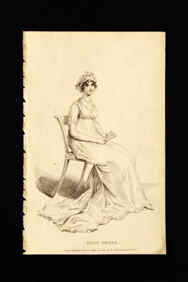 Fashion Plate; 1803; LDFAN1990.103