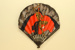 Advertising fan for Henry Goulet champagne; c. 1920s; LDFAN2003.416.HA