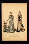 Fashion Plate; Charles Rabouille, Anais Toudouze; 1891; LDFAN1990.90