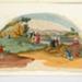 English Fan Leaf ; 1740s; LDFAN1990.4