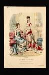 Fashion Plate; Houard, Anais Toudouze; 1878; LDFAN1990.74