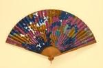 Folding Fan; c. 1925; LDFAN2003.321.Y